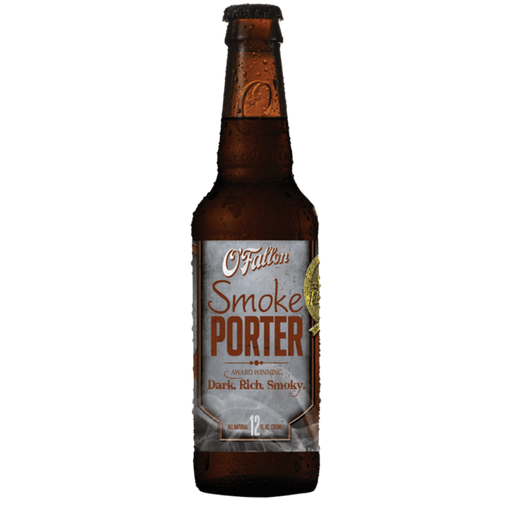 O'FALLON SMOKED PORTER (355 ml) - AffamatiUSA
