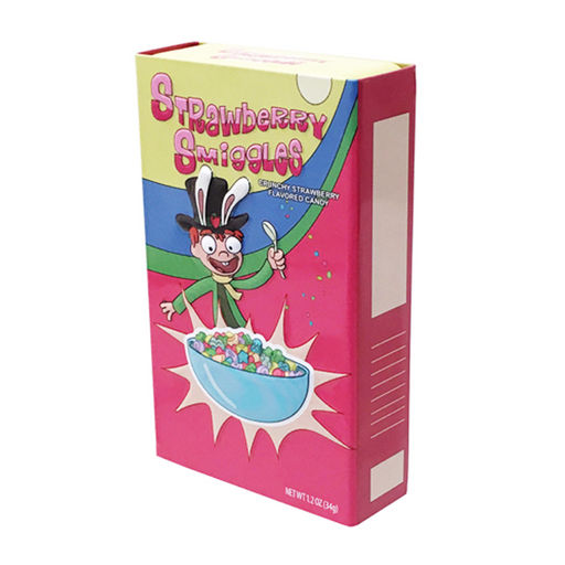 BOSTON AMERICA RICK & MORTY STRAWBERRY SMIGGLES CANDY TIN (34 g) - AffamatiUSA