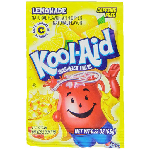 KOOL AID LEMONADE - AffamatiUSA