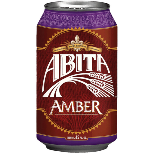 ABITA AMBER (355 ml) - AffamatiUSA
