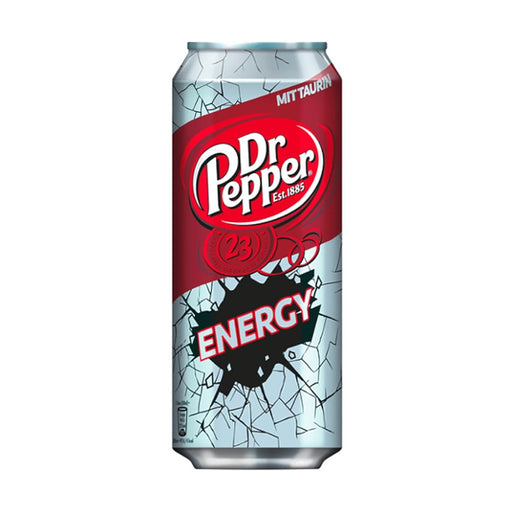 DR PEPPER ENERGY (250 ml) - AffamatiUSA
