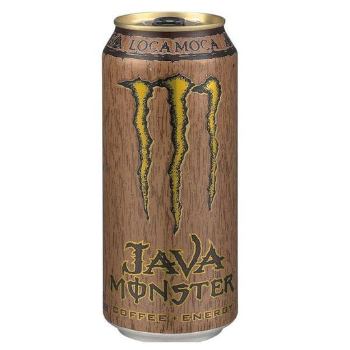 MONSTER JAVA LOCA MOCA - AffamatiUSA