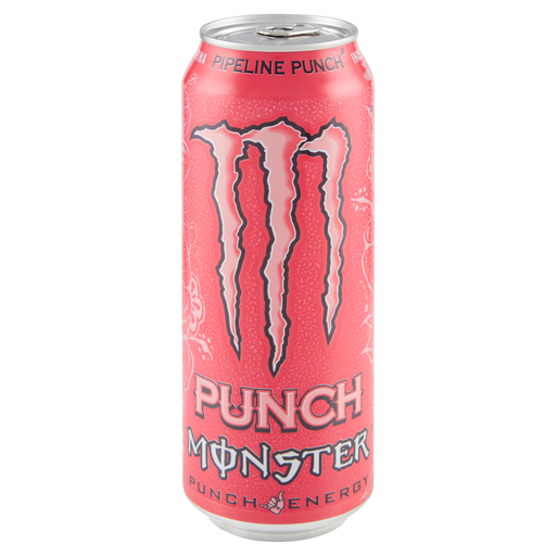 MONSTER ENERGY JUICE PIPELINE PUNCH (500 ml) - AffamatiUSA