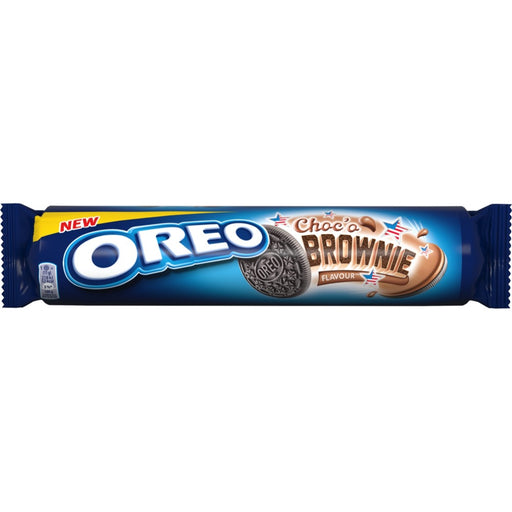 OREO CHOC'O BROWNIE (154 g) - AffamatiUSA