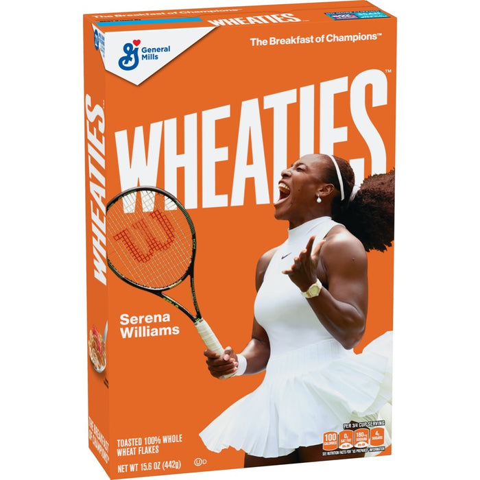GENERAL MILLS WHEATIES LARGE BOX (442 g) - AffamatiUSA