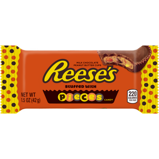 REESE'S PIECES BIG CUP PEANUT BUTTER CUPS (42 g) - AffamatiUSA