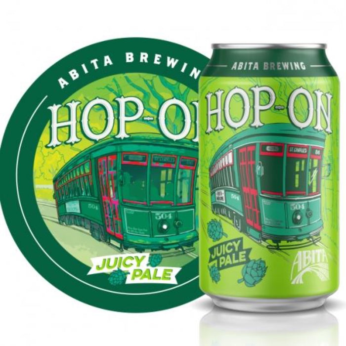 ABITA HOP ON (355 ml)