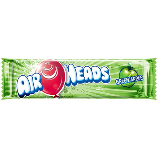 AIRHEADS GREEN APPLE (15.6 g) - AffamatiUSA