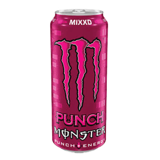 MONSTER MIXXD FRUIT PUNCH (500 ml) - AffamatiUSA