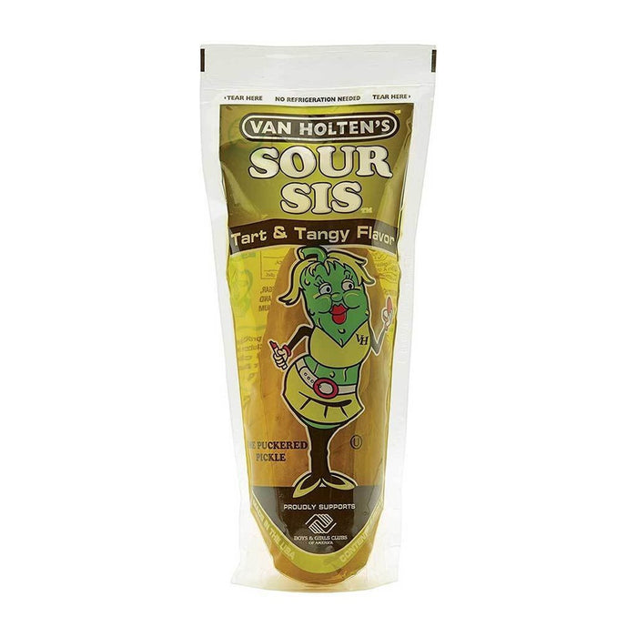 VAN HOLTENS KING SIZE PICKLE SOUR SIS - AffamatiUSA