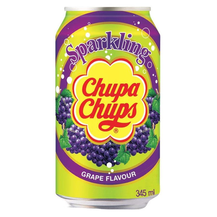 CHUPA CHUPS GRAPE SODA (345 ml) - AffamatiUSA