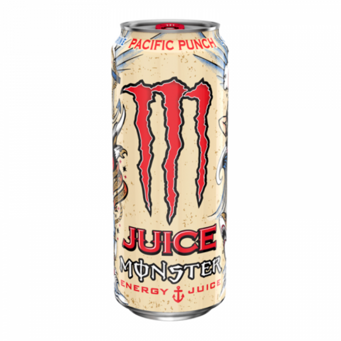 MONSTER PACIFIC PUNCH (473 ml) - AffamatiUSA