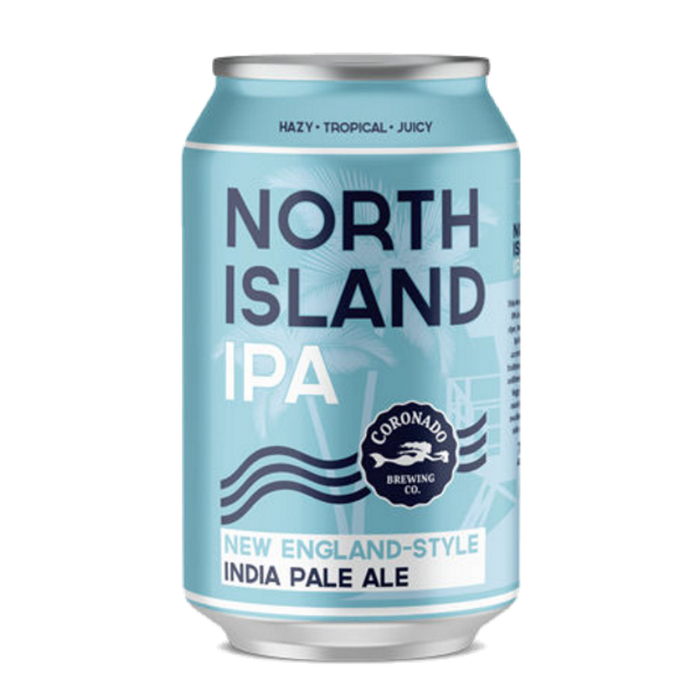 CORONADO NORTH ISLAND (355 ml) - AffamatiUSA
