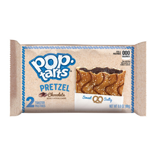 POP TARTS PRETZEL CHOCOLATE - AffamatiUSA