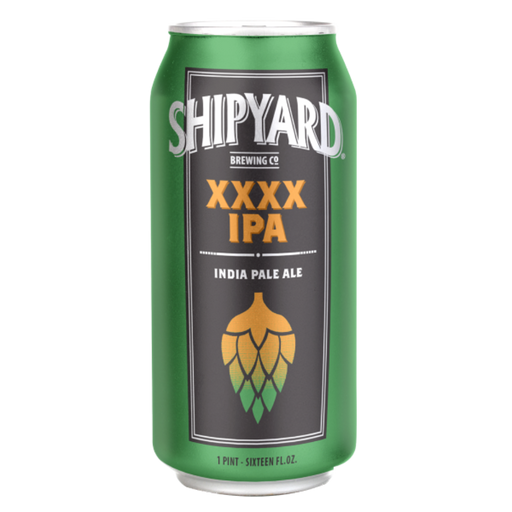 SHIPYARD XXXX IPA (473 ml) - AffamatiUSA