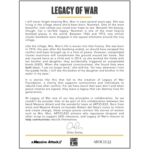 Article22 Legacy of War