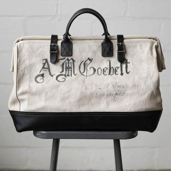 Forestbound Vintage Custom Carryall