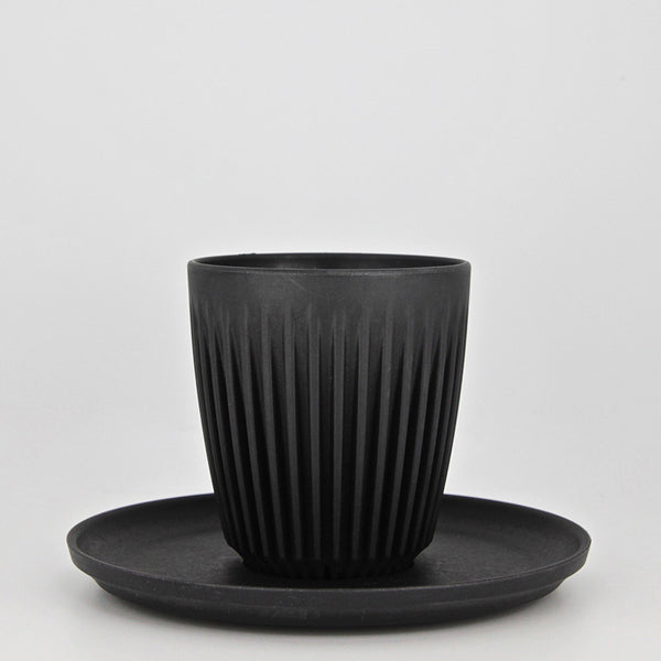 Huskee Cup with saucer