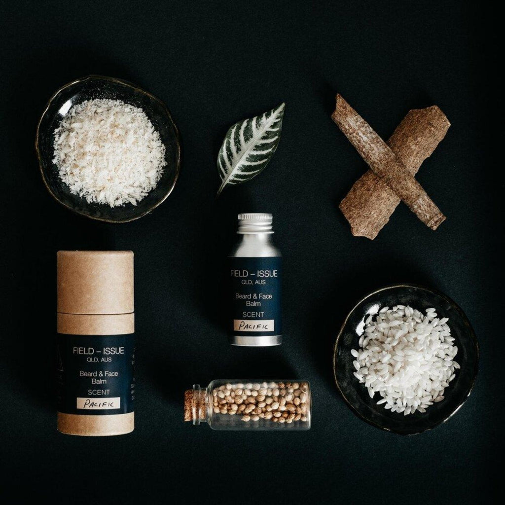 Field-Issue Beard and Face Balm