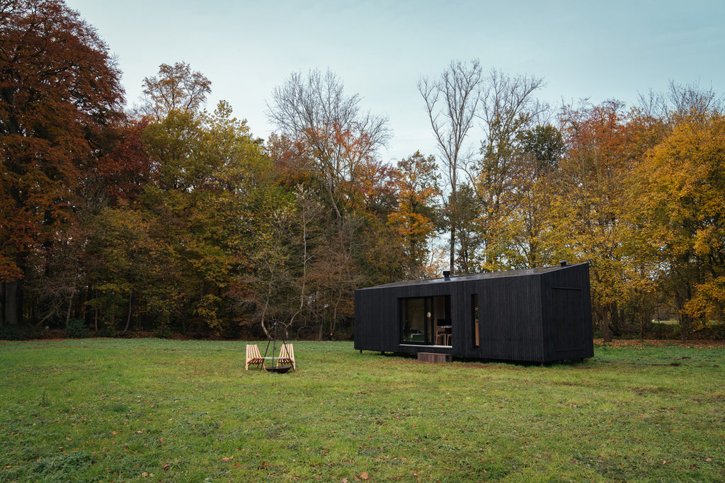 The Eco Cabins Inspired by the Slow Movement