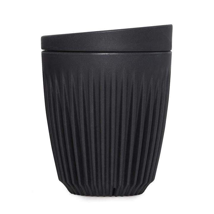 Huskee Cup with Lid (8oz - Charcoal)
