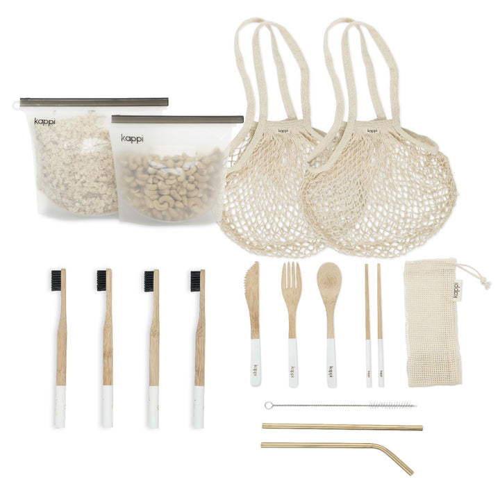 Kappi Travel Essentials Kit