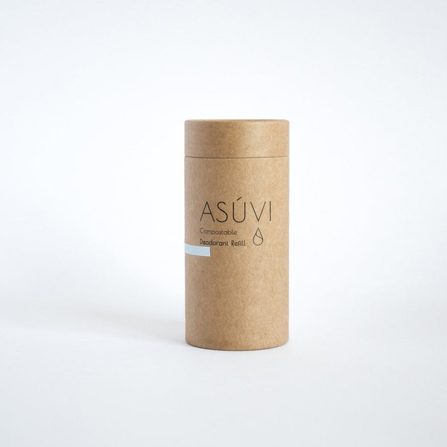 Asuvi Aqua + Earth Natural Deodorant Refill