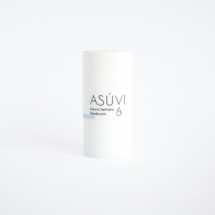 Asuvi Aqua + Earth Natural Deodorant