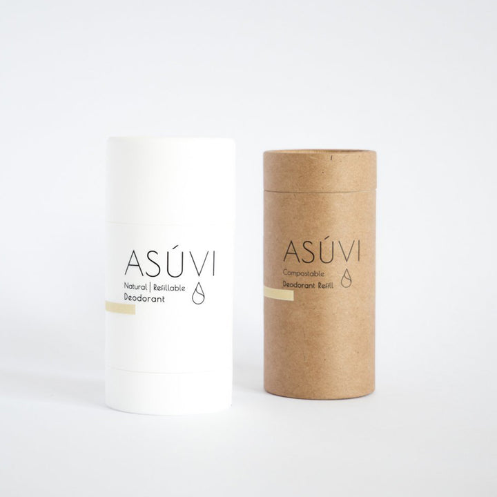 Asuvi Elouera Refillable Natural Deodorant