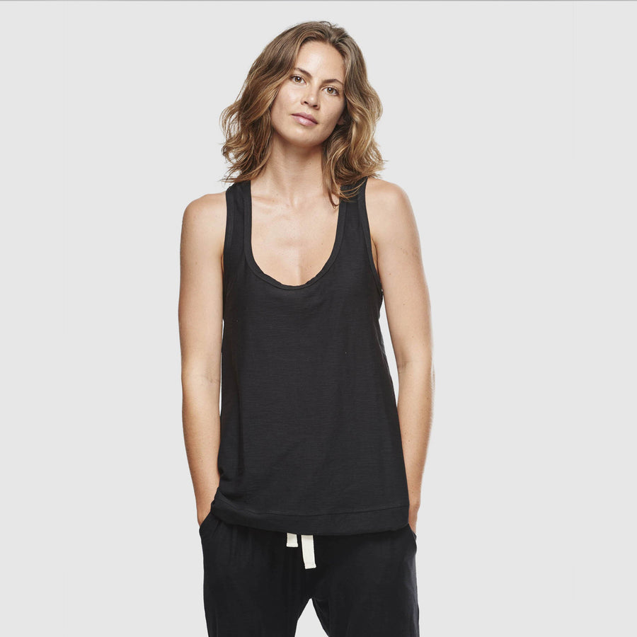 Cloth & Co Organic Singlet