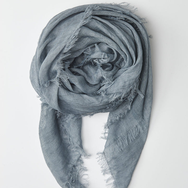 Cloth & Co Linen Scarf - Citadel