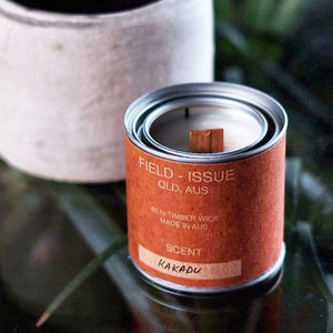 Field - Issue Wood Wick Candle - Kakadu