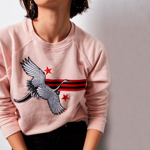 Elvie & Leo The Flying High Sweater