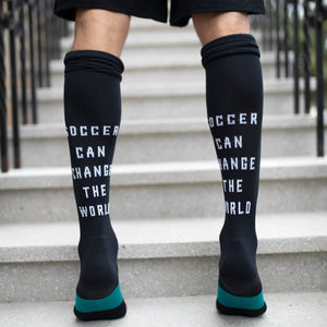 PARK Soccer Game Sock Black