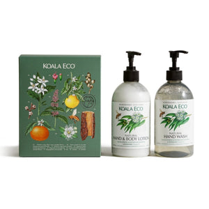 Koala Eco Gift Collection (Lemon Scented Eucalyptus & Rosemary)