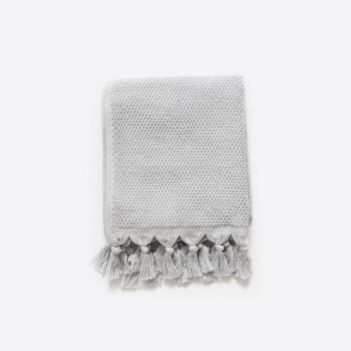 Cloth & Co. Hand Towel | Dove Grey