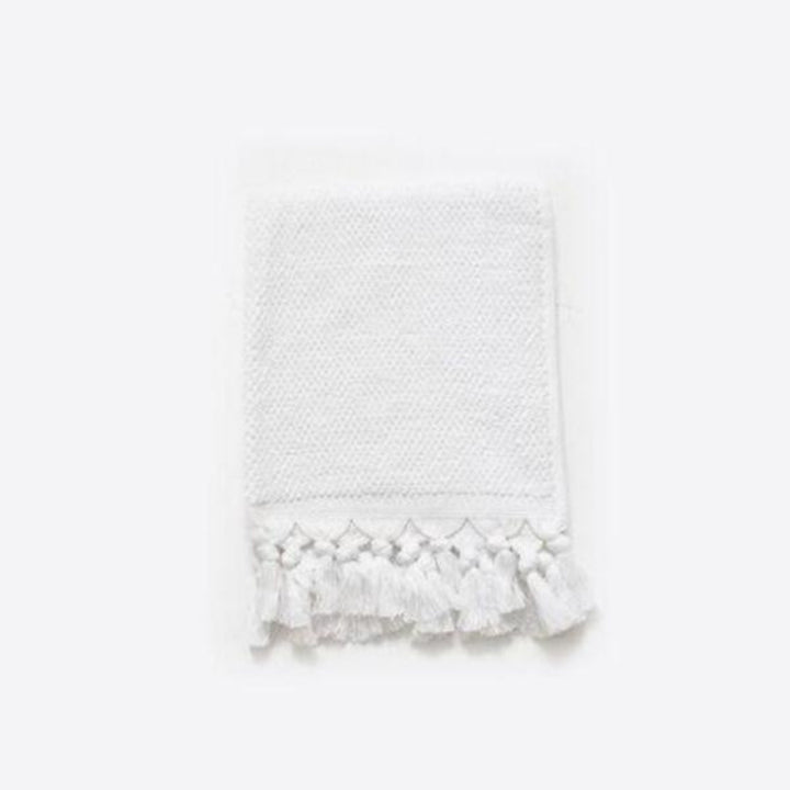 Cloth & Co. Hand Towel | White