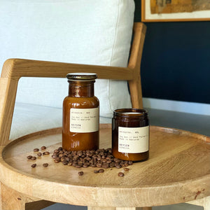 Heysen // Espresso // Hand Poured Candle