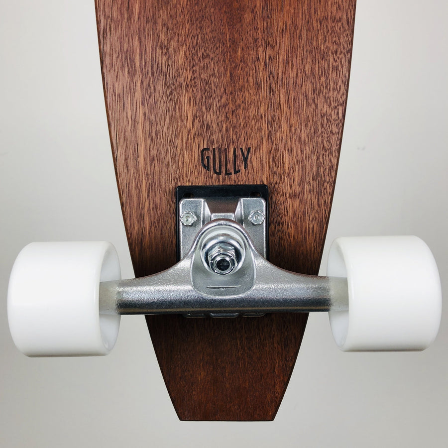 Gully Boards Cookies & Cream Mini Cruiser Skateboard