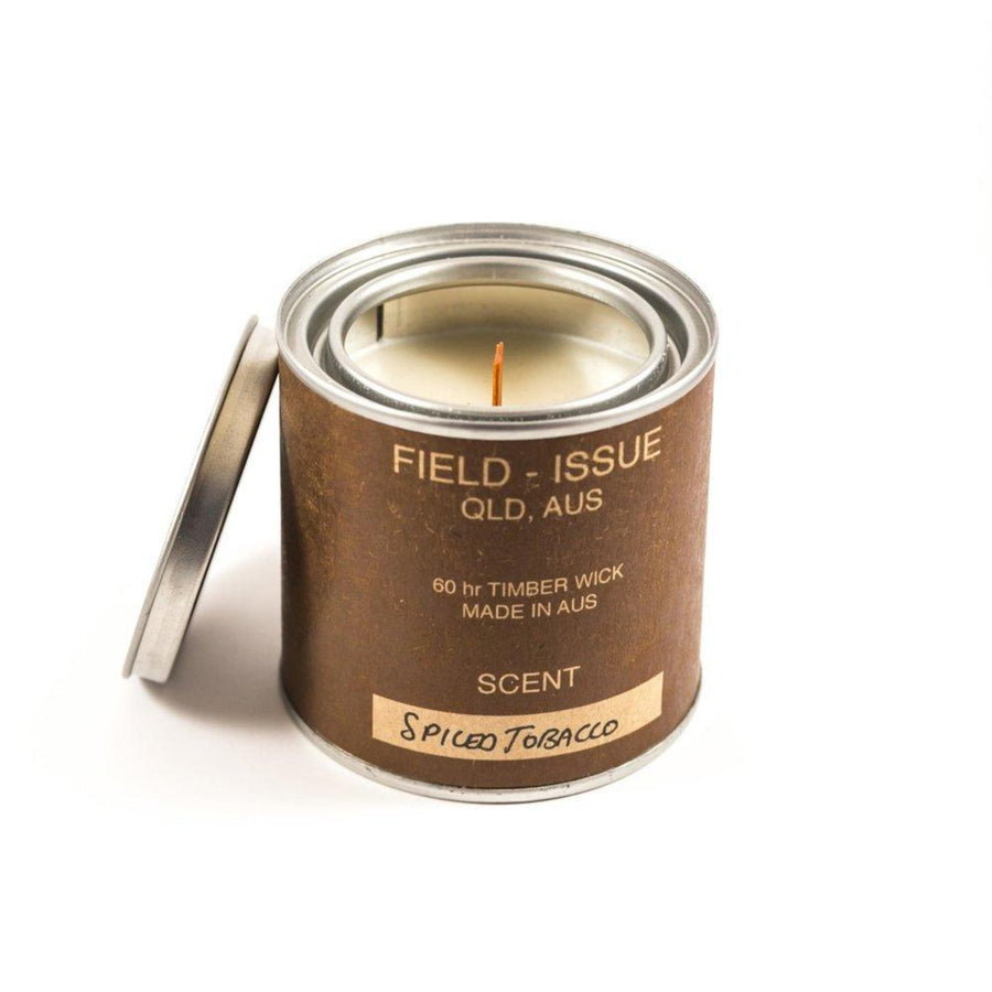 Field - Issue Wood Wick Candle - Spiced