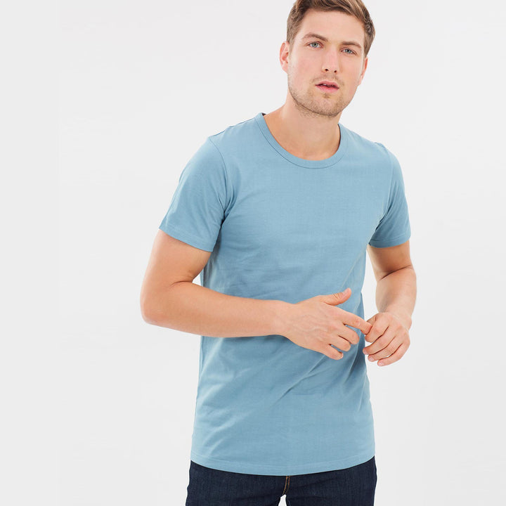Organic Cotton Mens T-Shirt  - Arctic by Cloth & Co