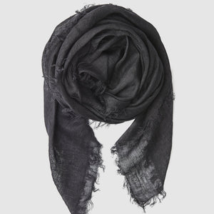 Cloth & Co Linen Scarf - Midnight