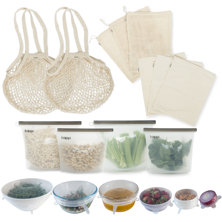 Kappi Zero Waste Kitchen Essentials