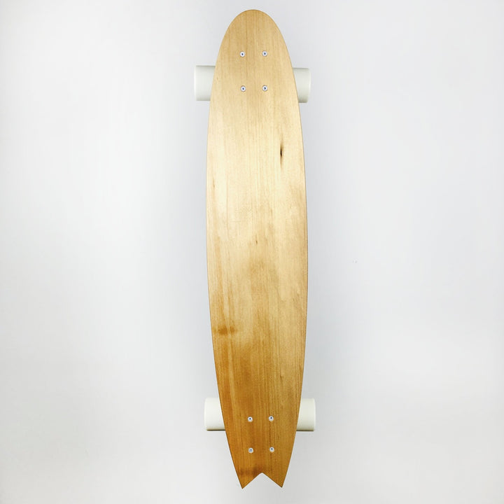 Gully V-Tail Timber Cruiser Longboard