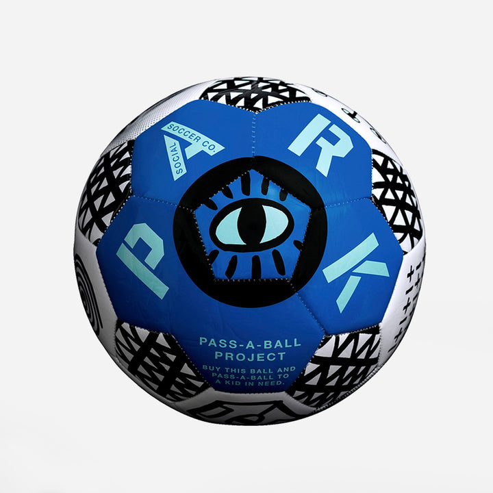 PARK SSC Futsal Ball - Blue