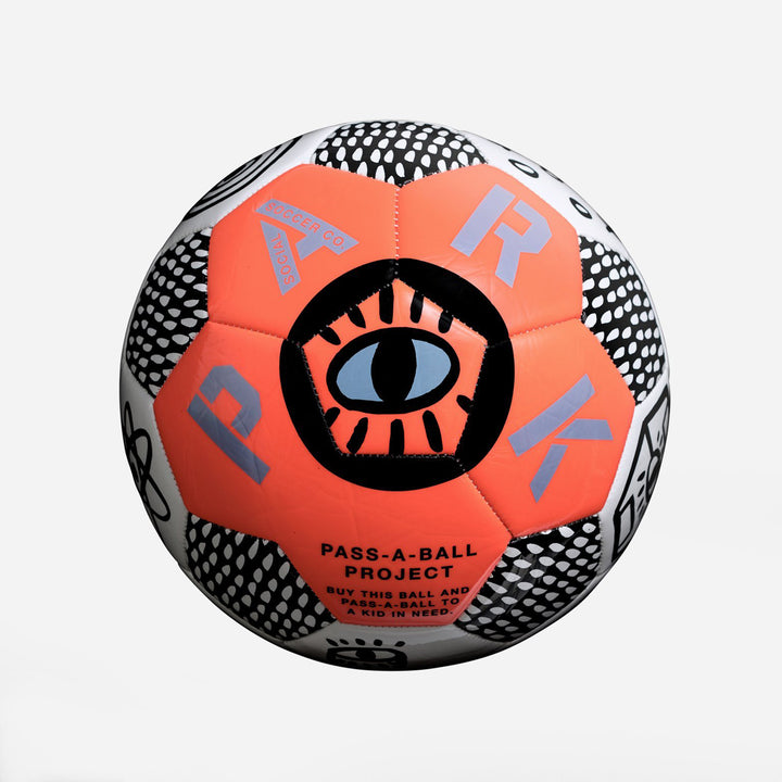 PARK Futsal Ball - Orange