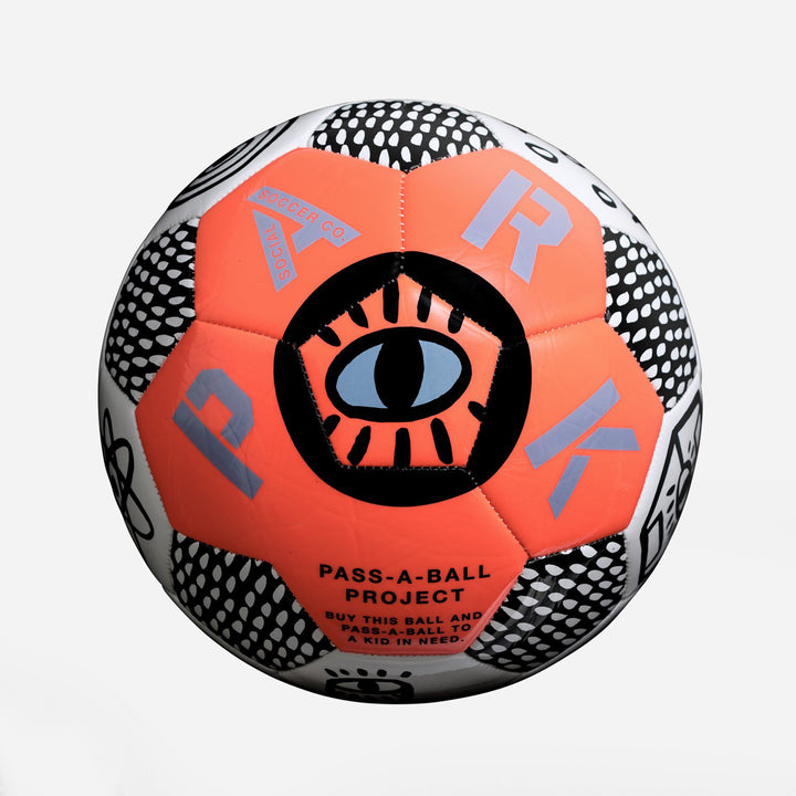 PARK Soccer Ball - Orange