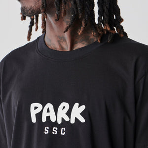 PARK SSC T Shirt - Black