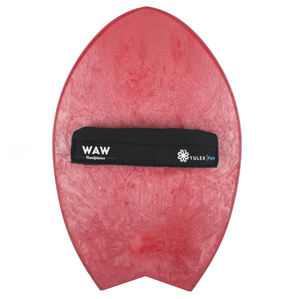 The BadFish Handplane - Red
