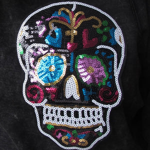 The Skull Sweater
